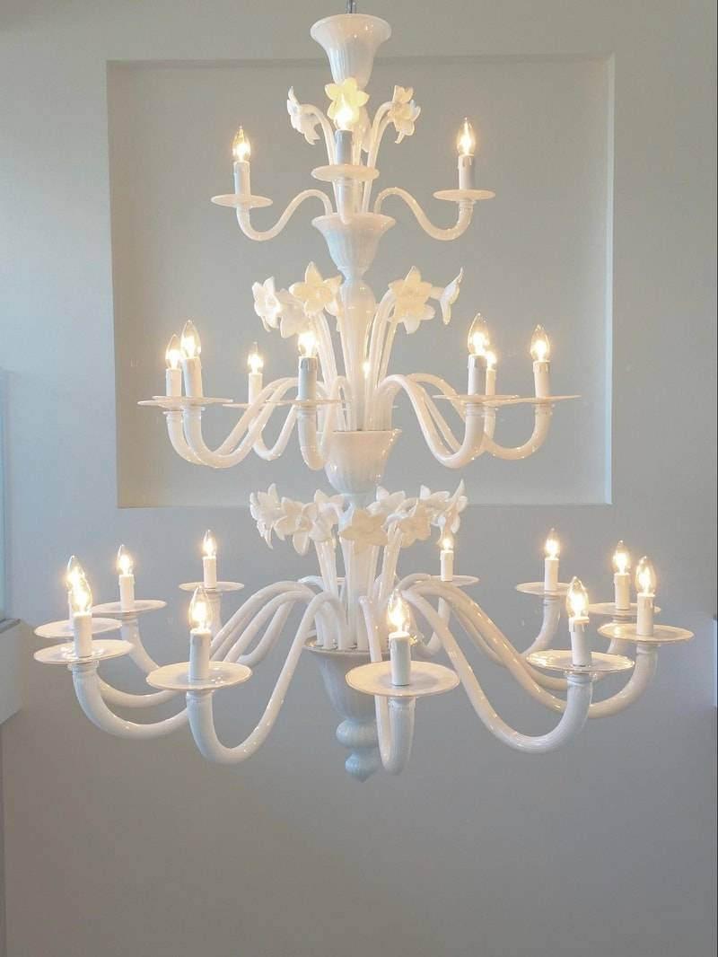 40d4b0c06d4e28 Création sur mesure et restauration lustre en verre de Murano ...